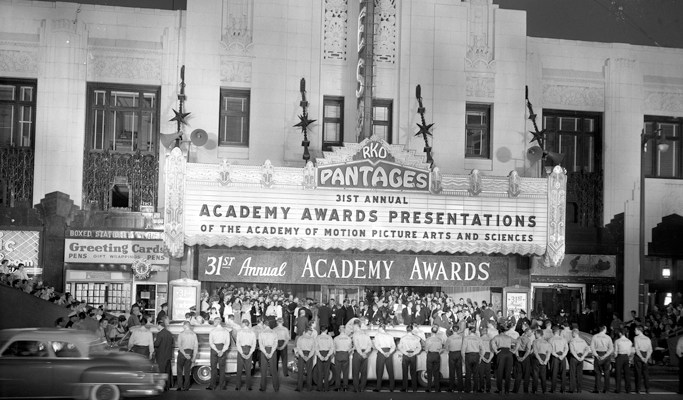 Who Won The First Academy Awards Ever Presented?