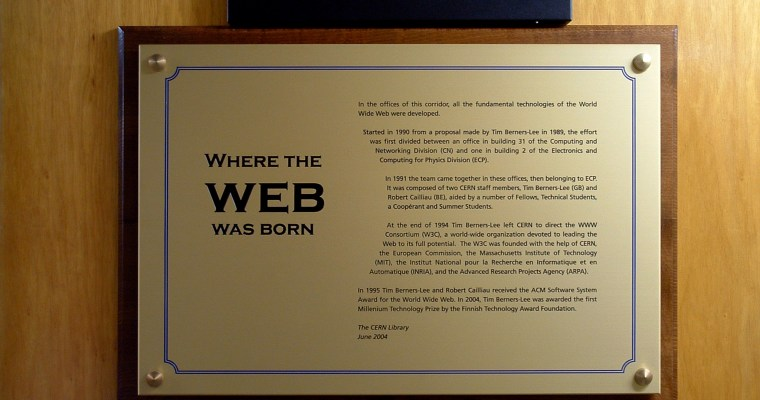 What Was The First Website Ever Created?
