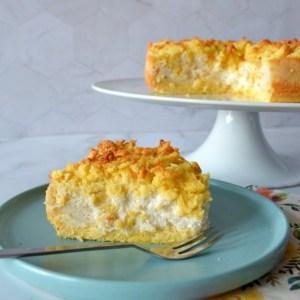 Glutenvrije taart – Crumble Yoghurt – Glutenvrij | Zuivelvrij | eivrij