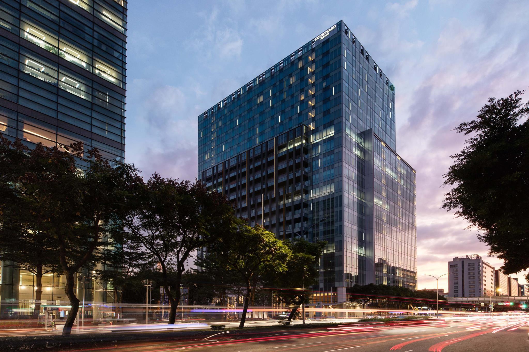 [新飯店]萬豪集團臺北國泰萬怡酒店12月12日正式開幕 | 常旅客