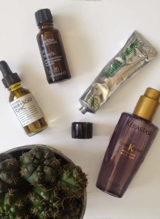 Dry Hair Solutions