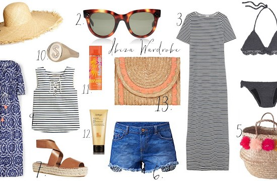 Ibiza Insiders Guide (and what to wear when you're there)
