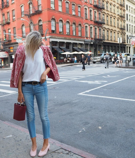 Postcards from NYC Fashion Week…