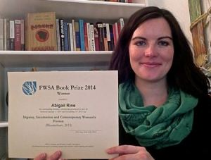Rine Book Prize