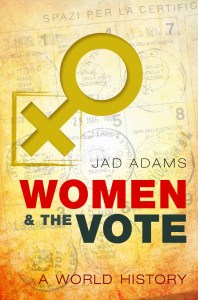 Women and the Vote cover