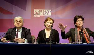 General Election 2015 campaign - April 9th