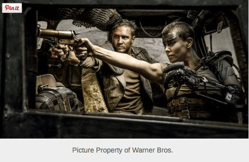 Review of Mad Max: Fury Road: The Feminist Action Film You Didn't Know You Needed