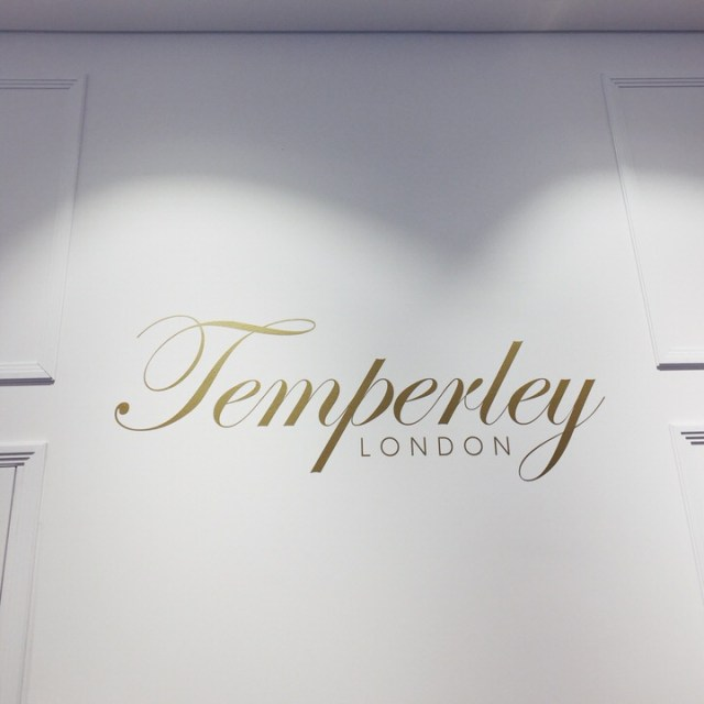 a023a37a681 And THEN we popped into Temperley London where I found HER! Isn t she  BEAUTIFUL