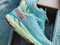 Hoka One One Clifton Edge Womens Running Trainers The FT Times Blog
