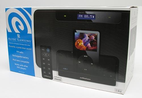 Lansing Speakers Altec Bluetooth Size
