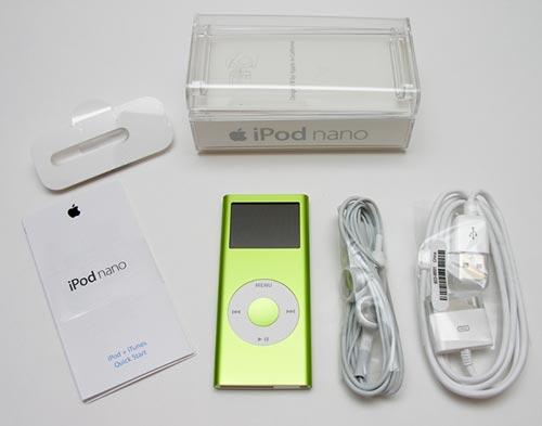 2 Generation Version 1 Apple 6th Nano Ipod
