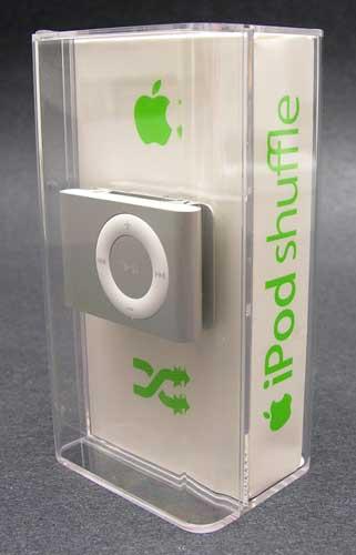 Apple IPod Shuffle 2nd Gen The Gadgeteer