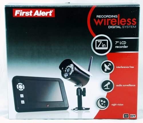 Dw 700 Digital Wireless Security System
