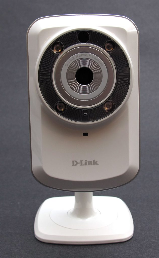 Wireless Package Security Camera