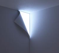 Peel Wall Light Has You Cornered  The Gadgeteer