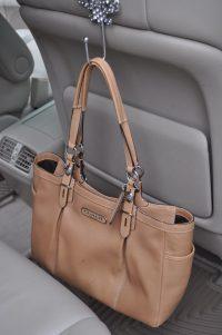 Cargo Handbag Hook Review  The Gadgeteer