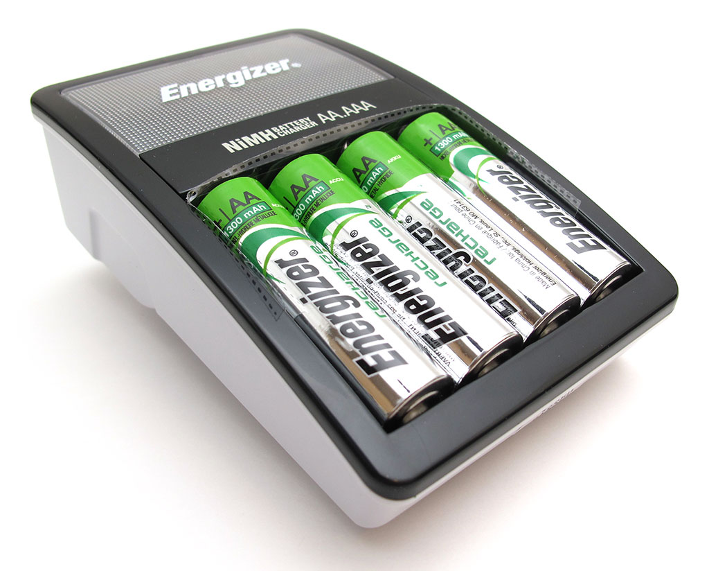 energizer recharge value aa