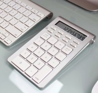Add a Bluetooth numeric keypad to your computer's keyboard