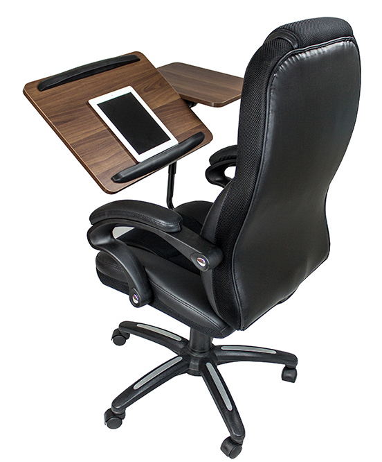 chair mount keyboard tray canada folding big w to keyboards decorating interior of your house here s an office that serves as a desk too the