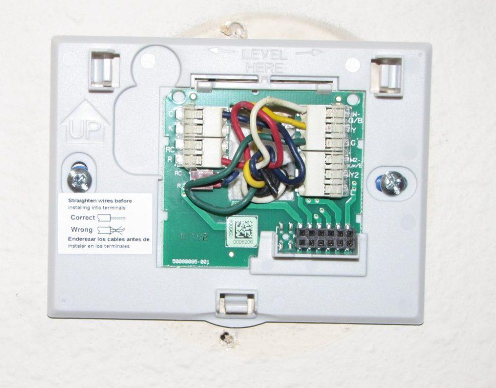 medium resolution of  honeywell wi fi smart thermostat 5