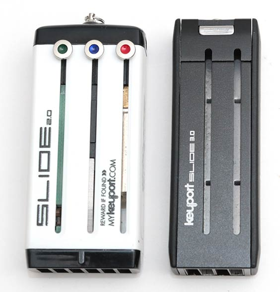Keyport Slide 3.0 and Pivot key organizers review