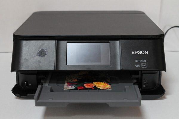 epson kitchen printer mini kitchens expression photo xp-8500 review – the gadgeteer