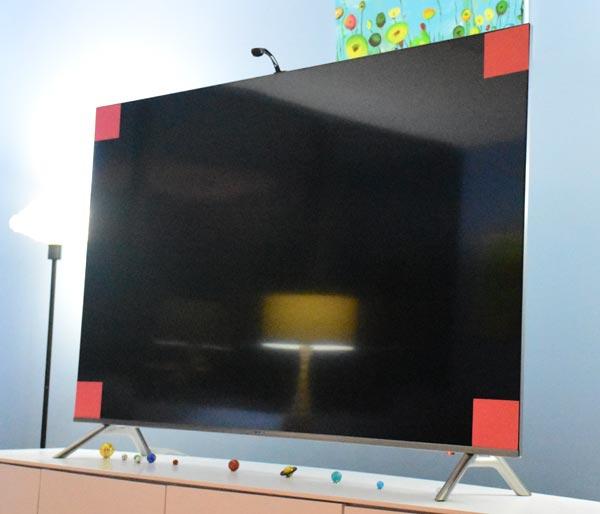 minger led smart tv backlight kit with