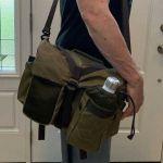 Tech :  Critique du sac de messager pour appareil photo Wotancraft PILOT – The Gadgeteer  , avis