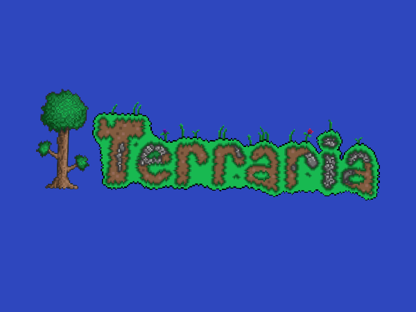 TerrariaLogoPXOD The GAMES Blog