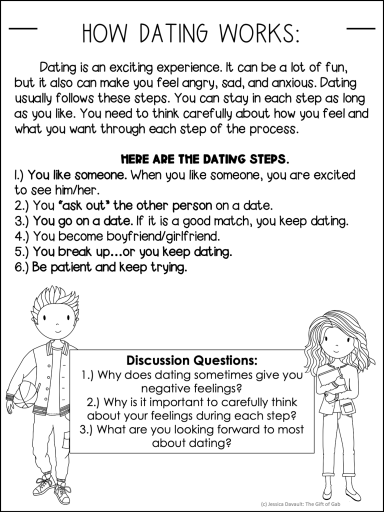 Autism dating skills
