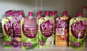 cupboard full of plum baby