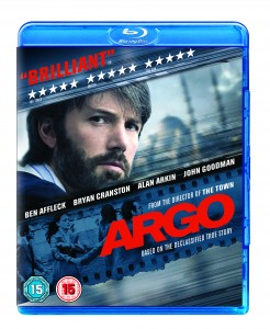 Argo dvd cover