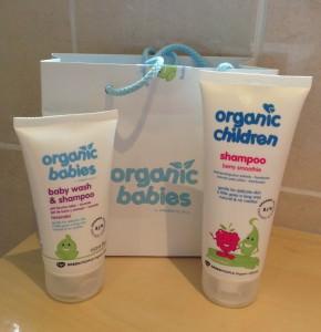 organic babies