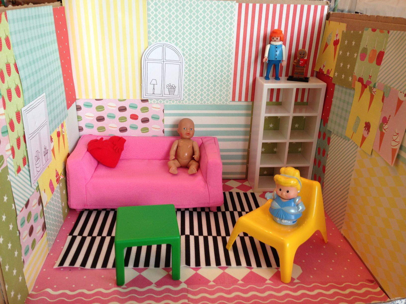 ikea dollshouse