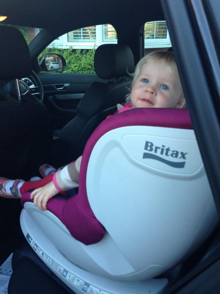 Britax Dualfix