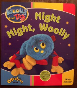 Night night Woolly