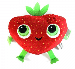Barry the Berry toy