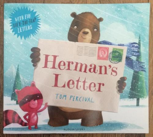 Hermans letter Tom Percival