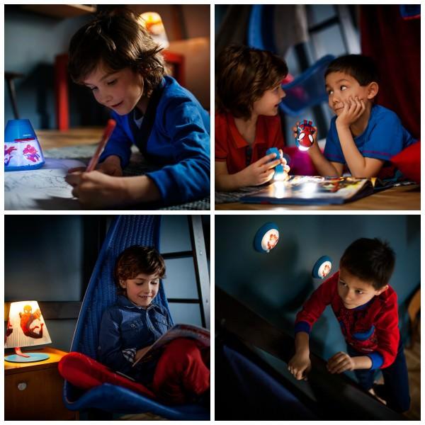 Philips Marvel Spiderman lights