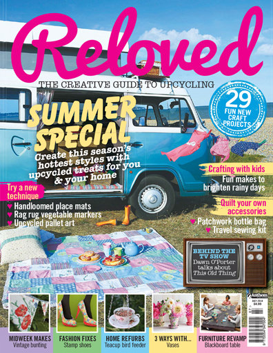 Reloved mag July issue