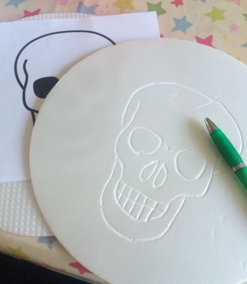 day of the dead craft