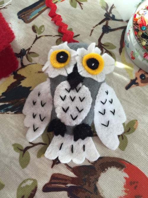 Betz White owl