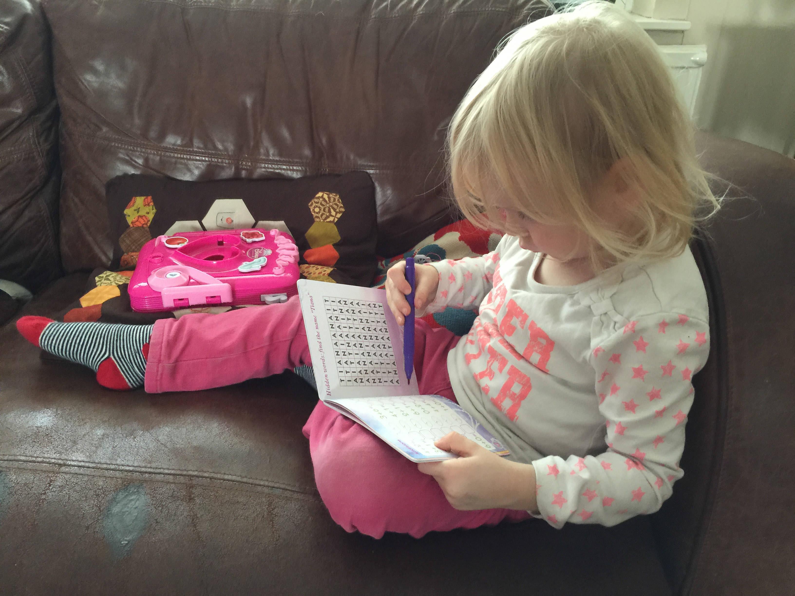 Disney Princess My Magical Secret Book The Gingerbread