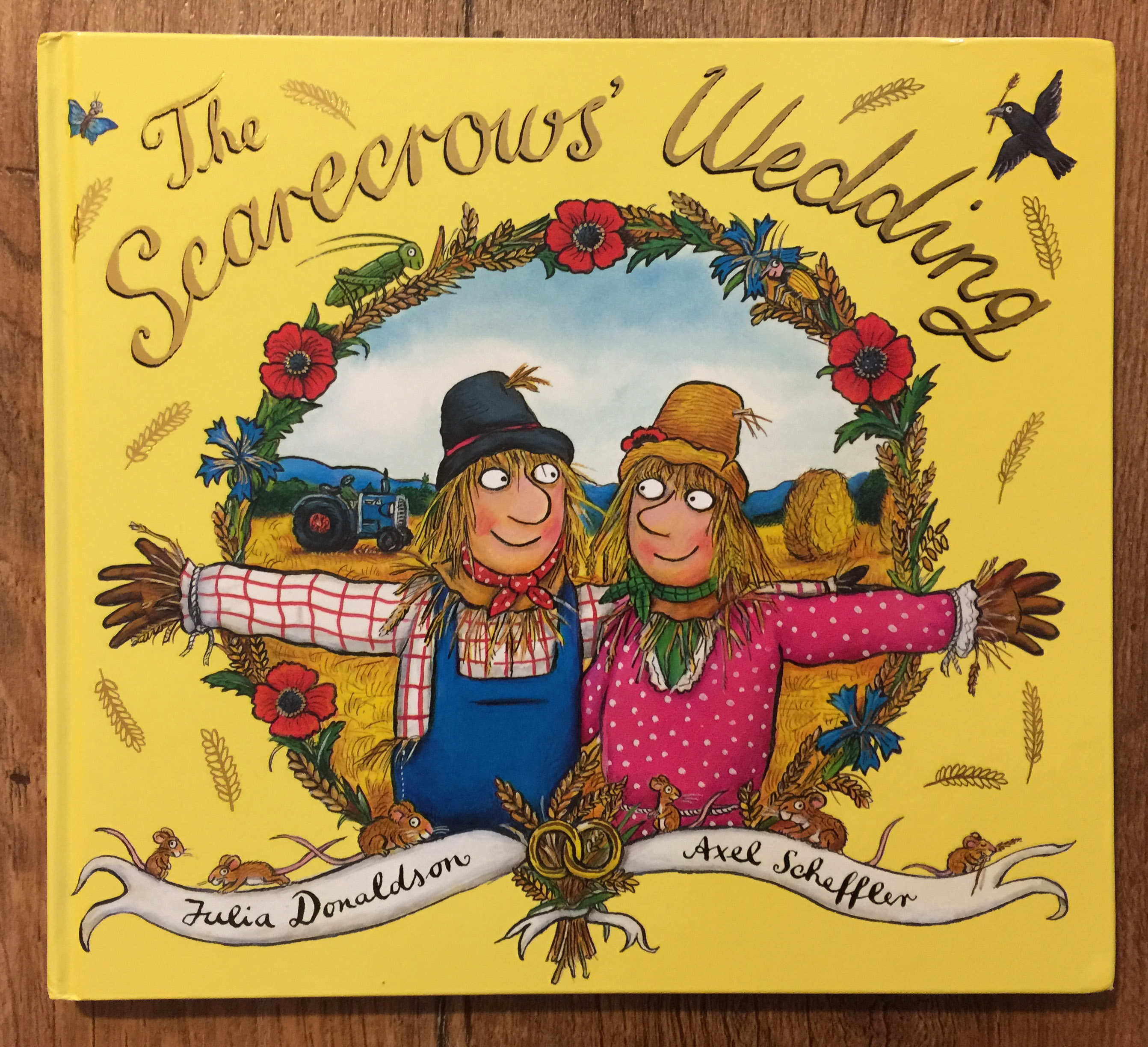 The Scarecrows Wedding The Gingerbread House Co Uk