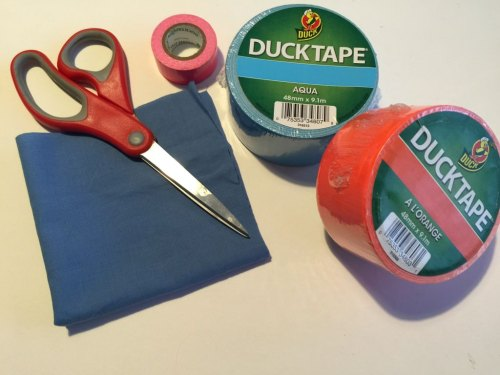 Duck Tape sewing case