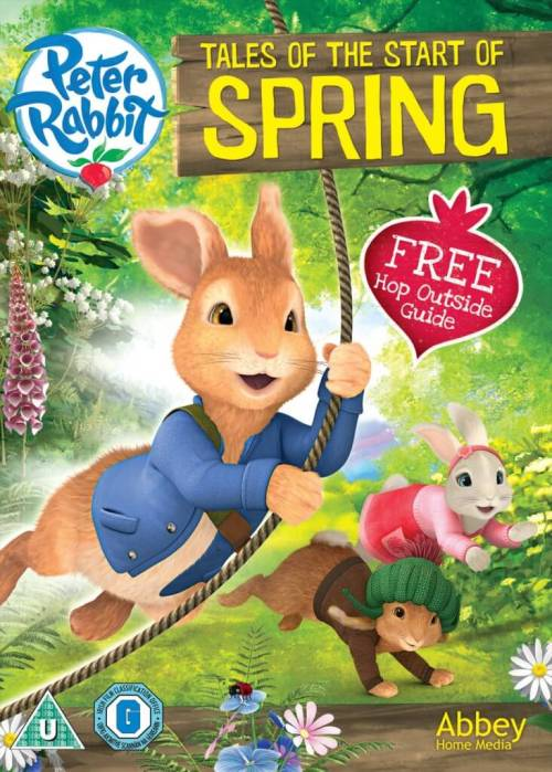 Peter-Rabbit-DVD cover