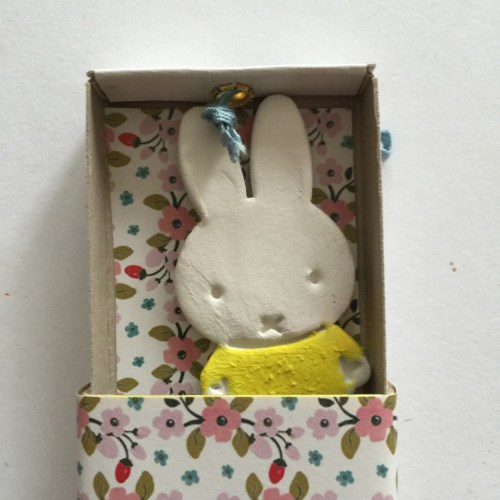 miffy in a matchbox