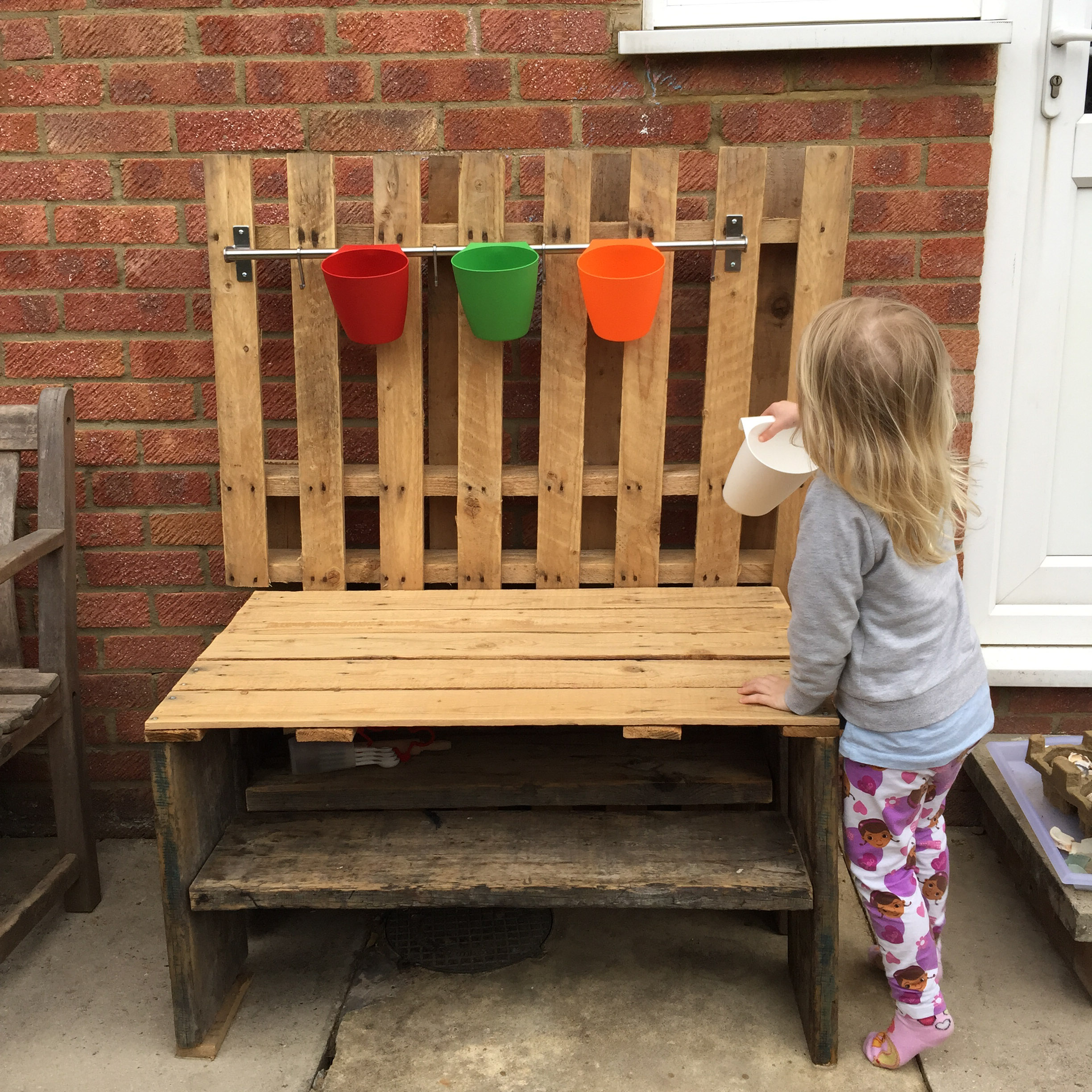 How To Build A Mud Kitchen The Gingerbread House Co Uk