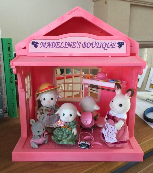 Sylvanian Families Madeline's Boutique