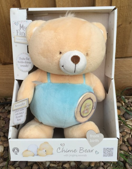 My First Forever Friends Chime Bear